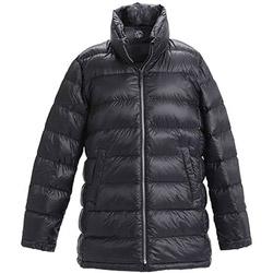 【数量限定】ゆったりモデル ダウンジャケット(男女兼用/Mサイズ/ブラック)